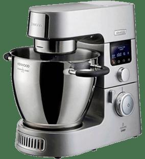 Кухонна машина  KENWOOD COOKING CHEF KCC9040S стандартна комплектація