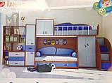 """Дитяча кімната """"ПЛАНЕТА МІСЯЦЬ"""", фото 2"""