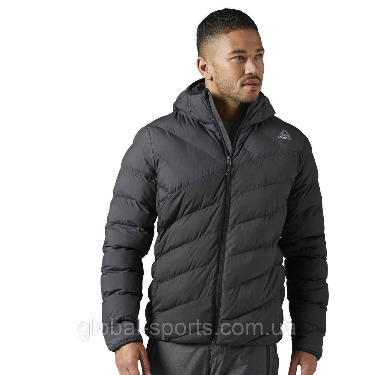 Мужская зимняя куртка Reebok Outdoor Downlike(Артикул:BR0451)
