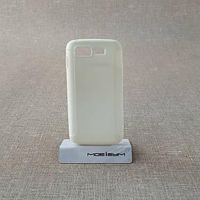Чехол TPU Fly IQ440 white, фото 2