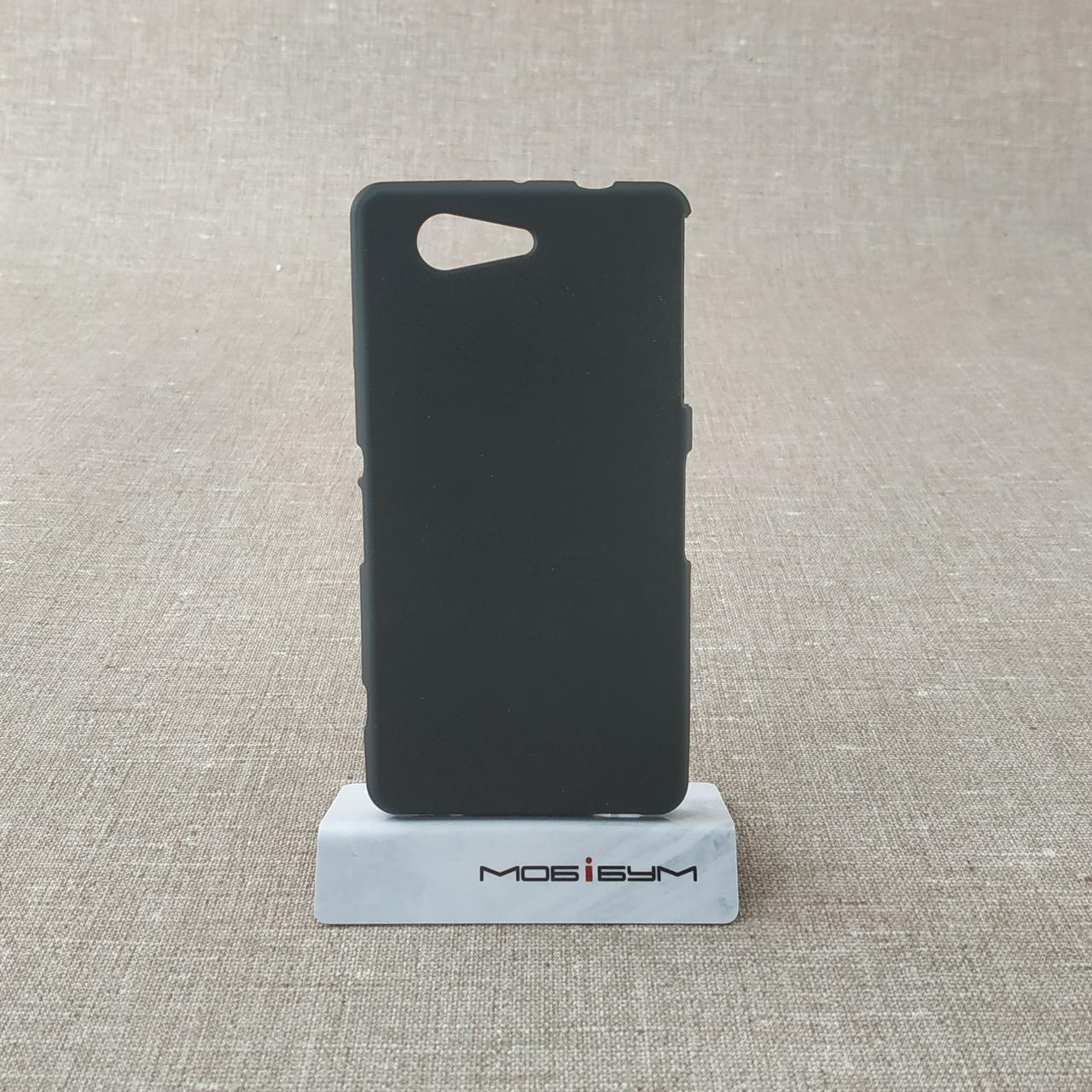Чехол Silicon Sony Xperia Z3 mini black