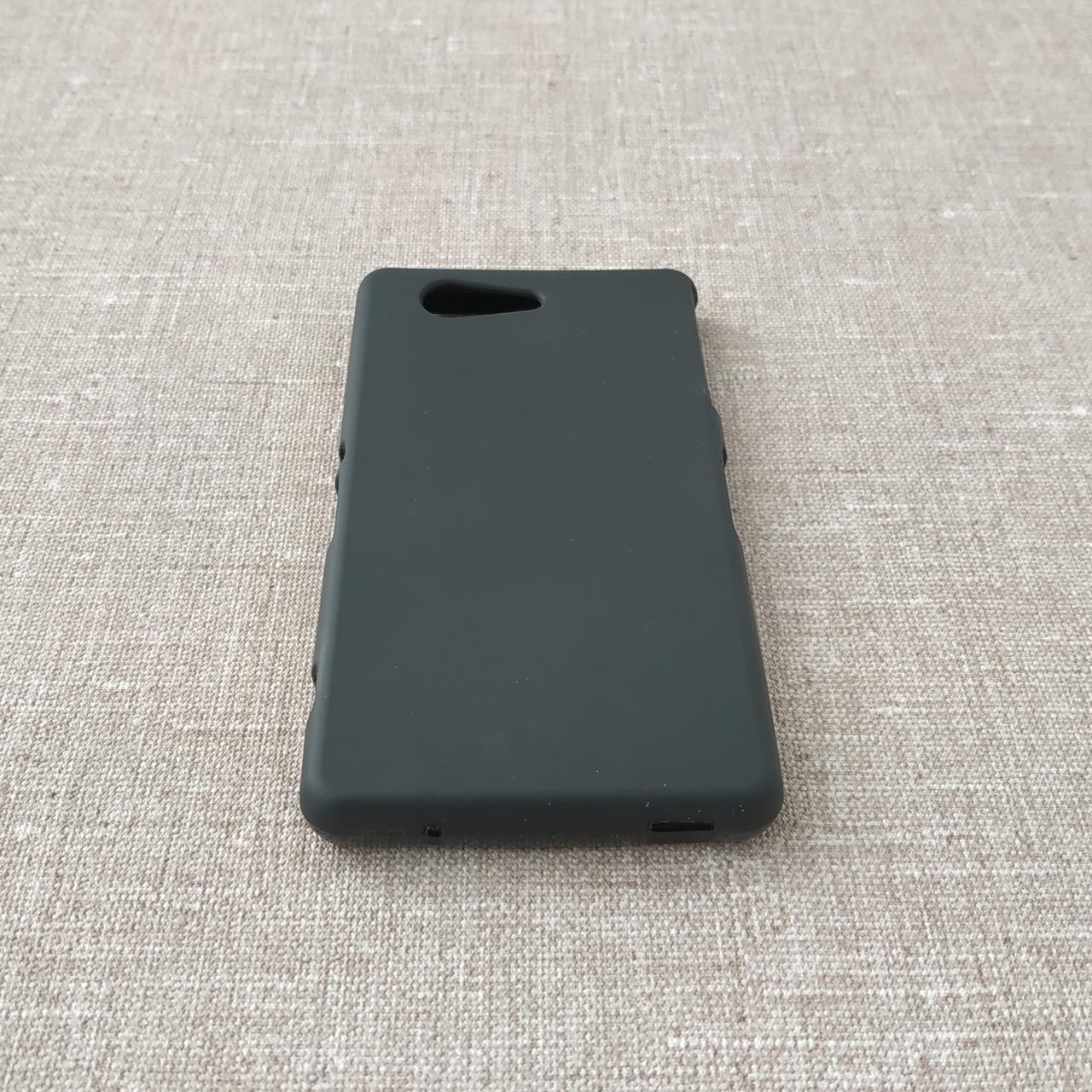Чехлы для SONY Silicon Sony Xperia Z3 mini black