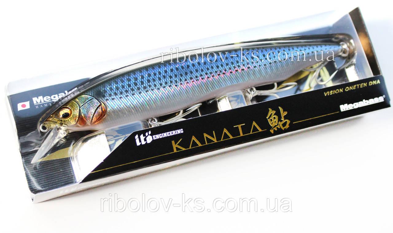 Воблер MEGABASS Kanata AYU #GG Flashing Konoshiro