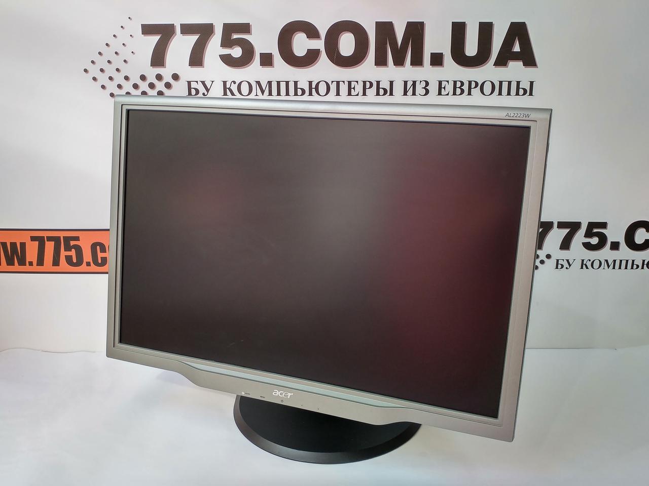 "Монитор 22"" Acer AL2223W (1680х1050)"