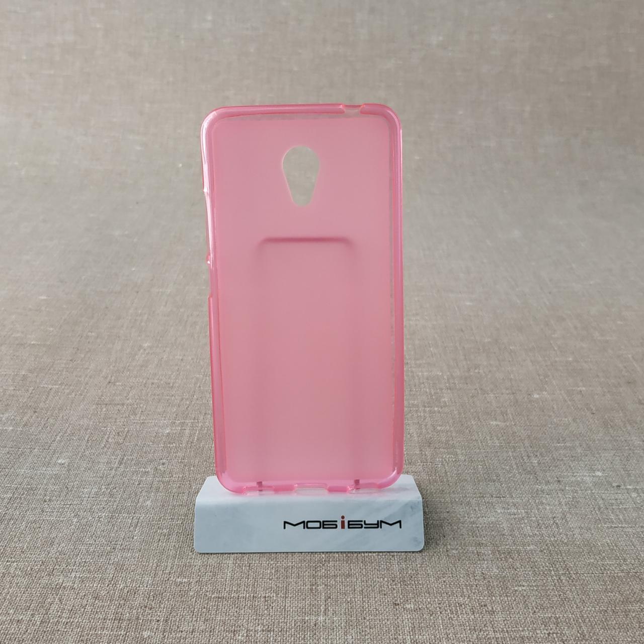 Чехол TPU Meizu M5c pink
