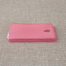 Чехол TPU Meizu M5c pink, фото 3