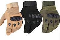 Перчатки тактические OAKLEY полнопалые (р-р XL), фото 1