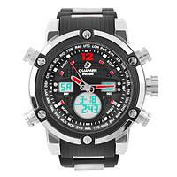 Наручний годинник Quamer 1526 браслет, електронні годинники наручні, фото 1