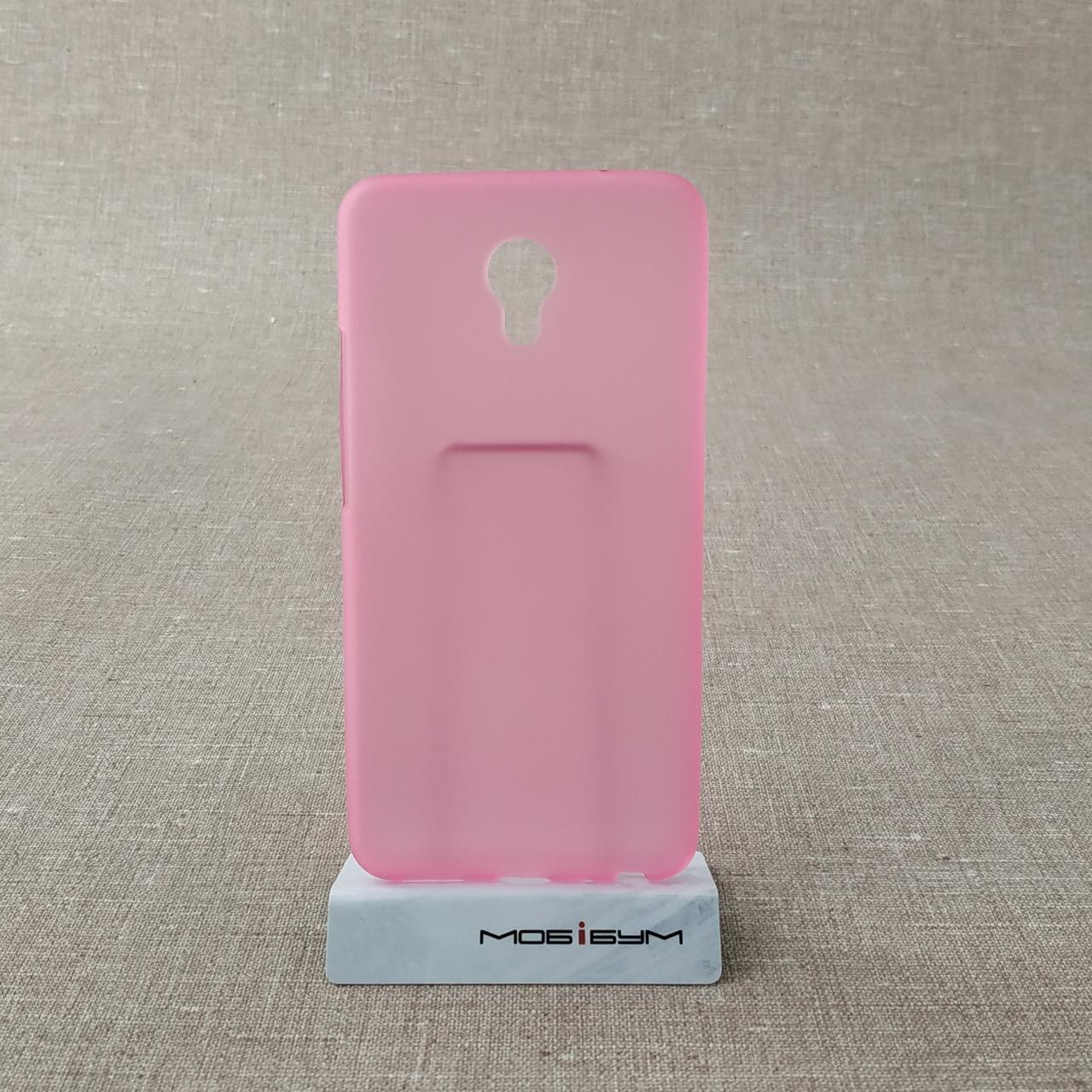 Чехол TPU Meizu M5 Note pink