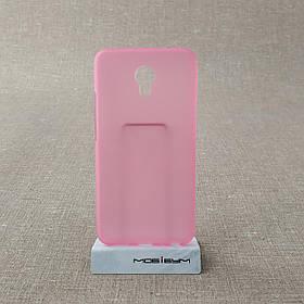 Чохол TPU Meizu M5 Note pink