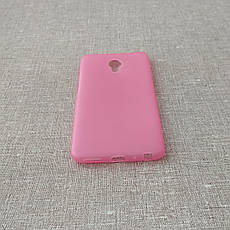 Чехол TPU Meizu M5 Note pink, фото 2