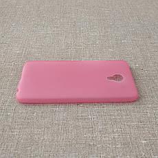 Чехол TPU Meizu M5 Note pink, фото 3