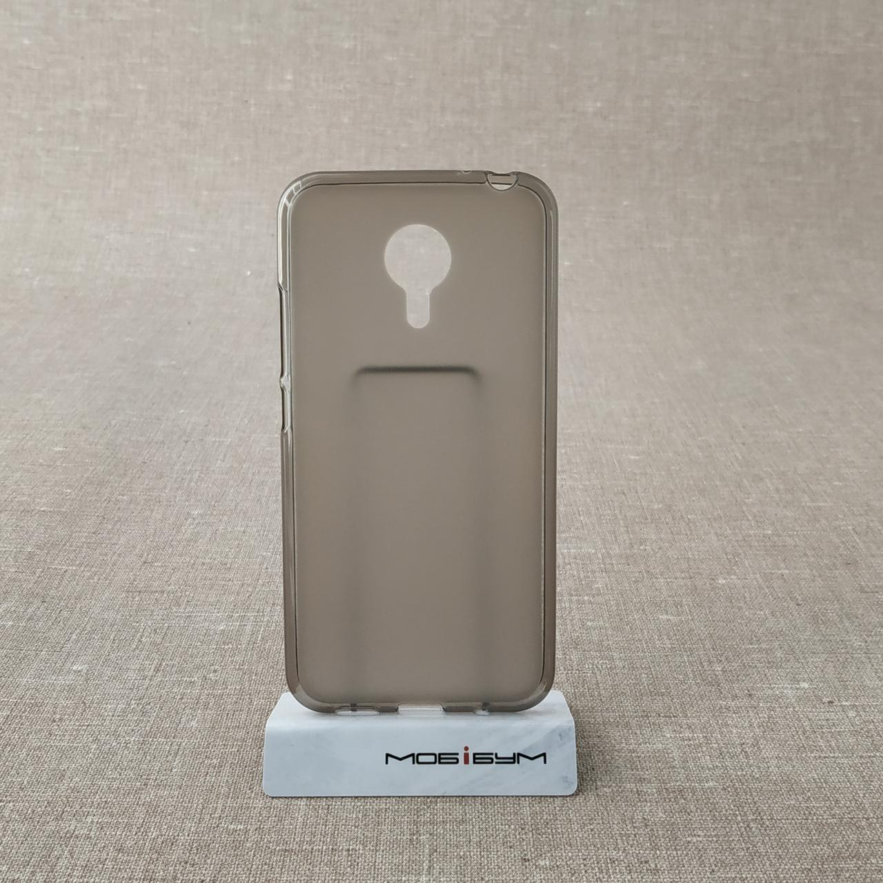 TPU Meizu MX5 black Для телефона