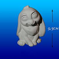 Набор для творчества, Гипсовая 3D раскраска Кролик №8 009481