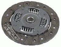 Диск сцепления Ford Fiesta 2001- (1.25-1.4) 190х17