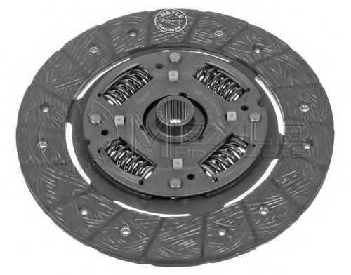 Диск сцепления Opel Kadett (1.6 16V) 215х24 KEMP