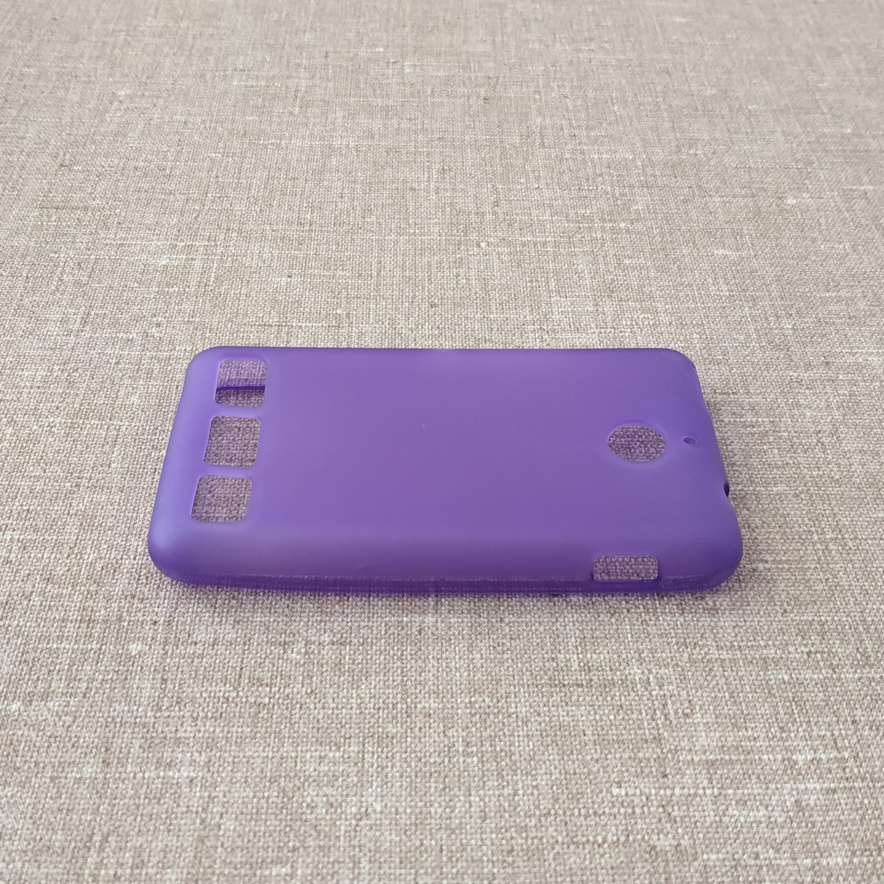 Чехол TPU Sony Xperia E1 Для телефона