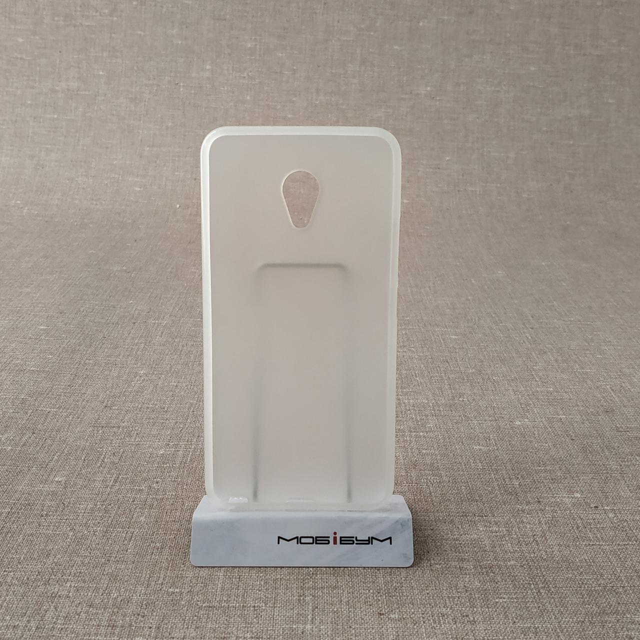 Чехлы для Meizu TPU M5 clear