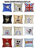 Сувенірна подушка з вишивкою, фото 6