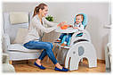 Детский стульчик для кормления с столом Lionelo Eli 5in1, фото 8