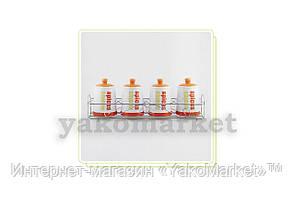 """Набор для специй керамический Maestro - 5 ед. горизонтальный """"Orange"""" MR-20032-04CS"""