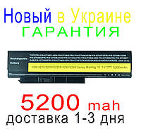 Аккумулятор батарея Lenovo ThinkPad X230 X230i X220 X220i X220s 0A36281 0A36282 0A36283
