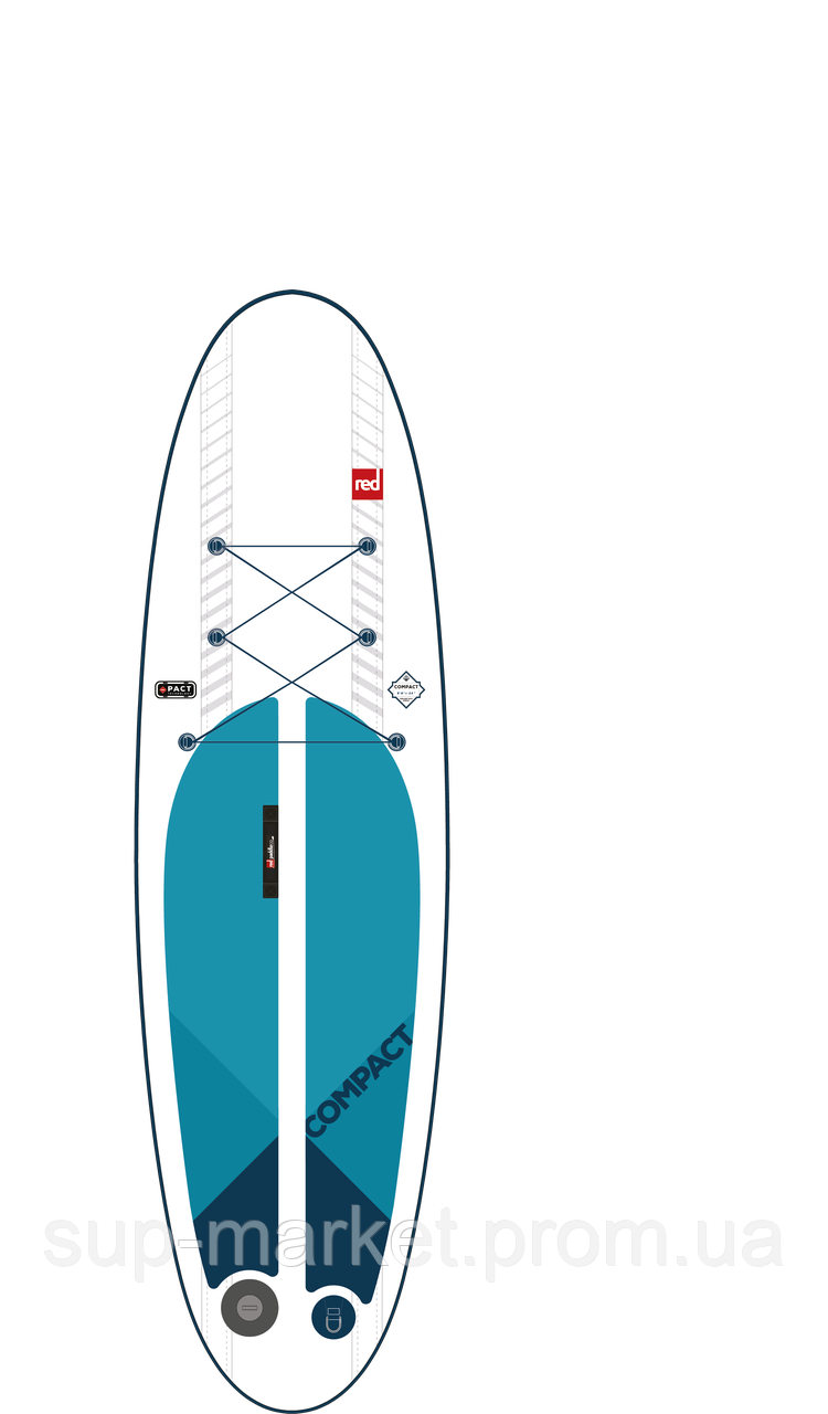 "SUP доска Red Paddle Co Compact 9'6'' x 32"", 2019"