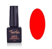 Гель-лак Tertio 7 мл № 017 темно-красный