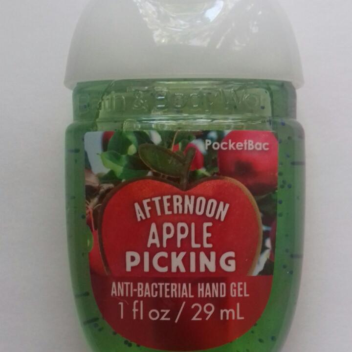 Антибактериальный гель (санитайзер) Bath&Body Works Afternoon Apple Picking