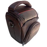 Фото сумка универсальная для фотоаппаратов Canon EOS, Nikon, Sony, Olympus, Кэнон, Никон, Олимпус,