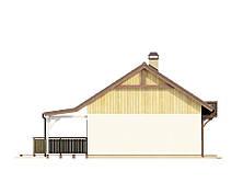 Загородный дом построенный по канадской технологии, фото 3