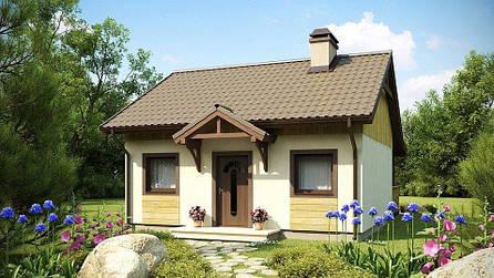 Загородный дом построенный по канадской технологии, фото 2