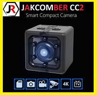 Мини камера Jakcom CC2 с ночной подсветкой, датчиком движения SQ11, фото 1