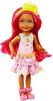 Игровой набор Барби 7 кукол челси Дримтопия / Barbie Rainbow Cove 7 Doll Gift Set, фото 5