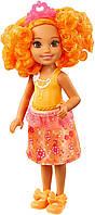 Игровой набор Барби 7 кукол челси Дримтопия / Barbie Rainbow Cove 7 Doll Gift Set, фото 6