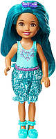 Игровой набор Барби 7 кукол челси Дримтопия / Barbie Rainbow Cove 7 Doll Gift Set, фото 7