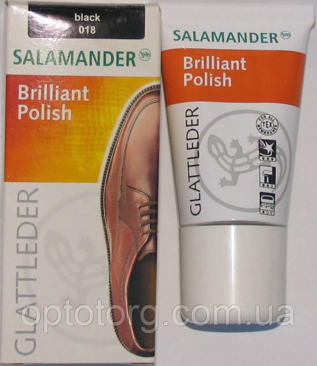 Крем для гладкой кожи темно коричневый Brilliant Salamander