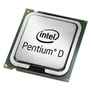 Процессор Intel Pentium D 915 4 МБ кэш-памяти, тактовая частота 2,80 ГГц, частота системной шины 800 МГц