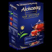 Чай черный с бергамотом листовой Alokozay 100 гр