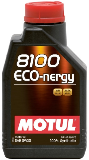 Моторное масло Motul 8100 ECO-NERGY 0W30 1L