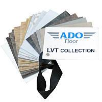 Виниловый пол Ado floor Pine Wood клеевой 2,5 мм