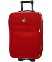 Дорожный чемодан на колесах Bonro Style Красный Небольшой, фото 1