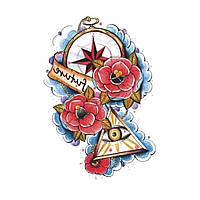 Временная татуировка - знаки, фото 1