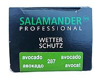 """Крем Авокадо """"Wetter-Schutz"""" PROFESSIONAL для гладкой кожи с губкой Саламандра 75мл, фото 1"""