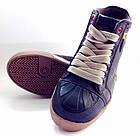 Ботинки Потап коричневый высокий Wurth, фото 4