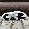 Мужские Кроссовки в стиле    Nike Air JORDAN 11 черные, фото 2