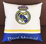 Подушка сувенірна декоративна з вишивкою Мюнхен, фото 2