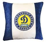 Подушка сувенірна декоративна з вишивкою Мюнхен, фото 4