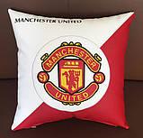 Подушка сувенірна декоративна з вишивкою Мюнхен, фото 7