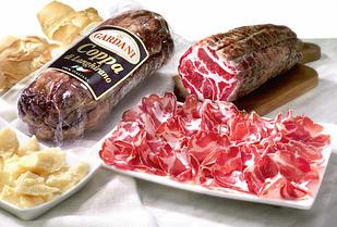 Сыровяленная шийка Salumeo «Coppa Stagionata», 1кг